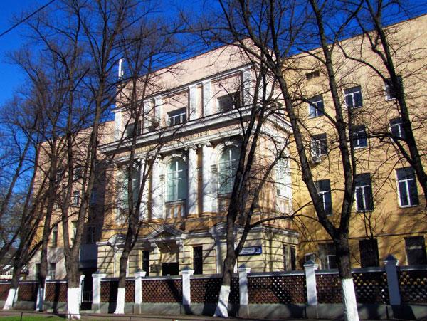 Улица Россолимо, 11 в Москве
