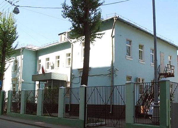 Улица Машкова, дом 3 в Москве