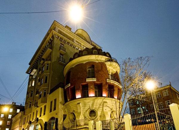 Улица Машкова, дом 1 в Москве