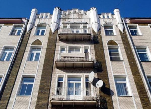 Улица Машкова, дом 17 в Москве