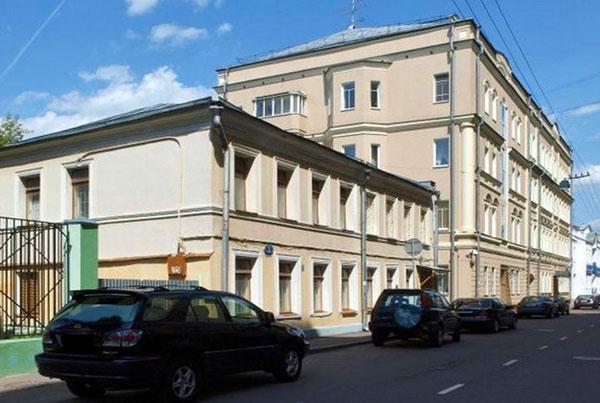 Улица Машкова, дом 5 в Москве