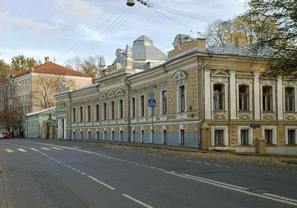 Воронцово Поле, дом 12 в Москве