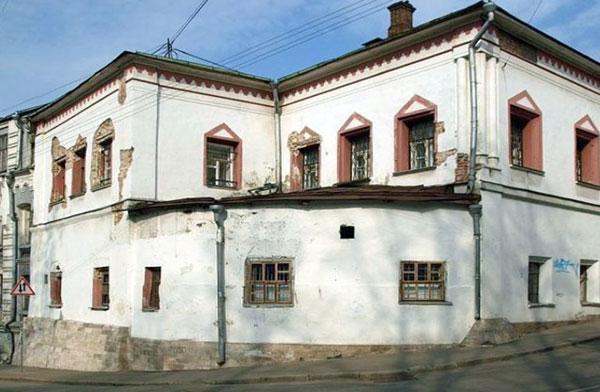 Хохловский переулок, дом 7 в Москве