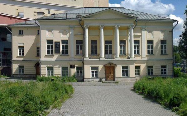 Улица Земляной Вал, 35 в Москве