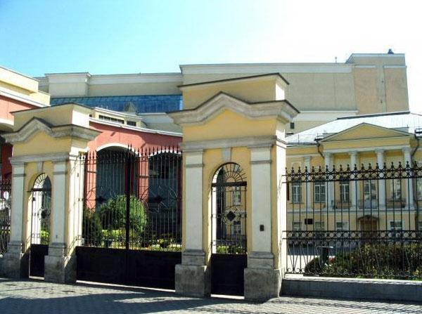 Дом Боткина на Земляном Валу в Москве