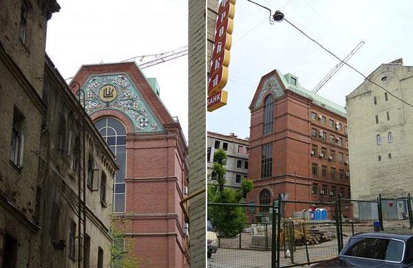 Звонарский переулок, дом 5 в Москве