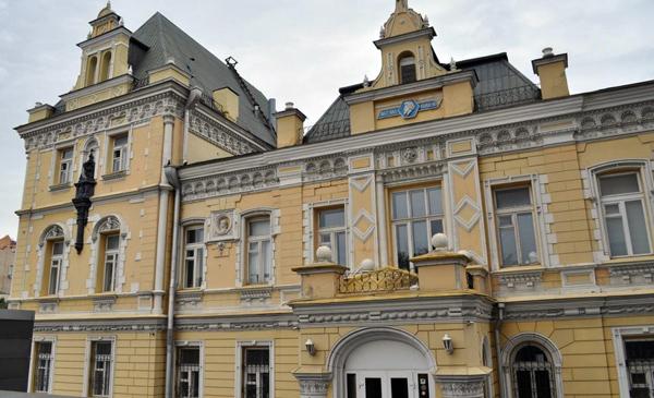 Усадьба Долгоруких-Шен во 2-ом Сыромятническом переулке в Москве