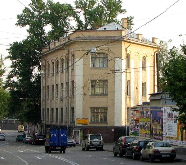 Большая Грузинская улица, дом 9 в Москве