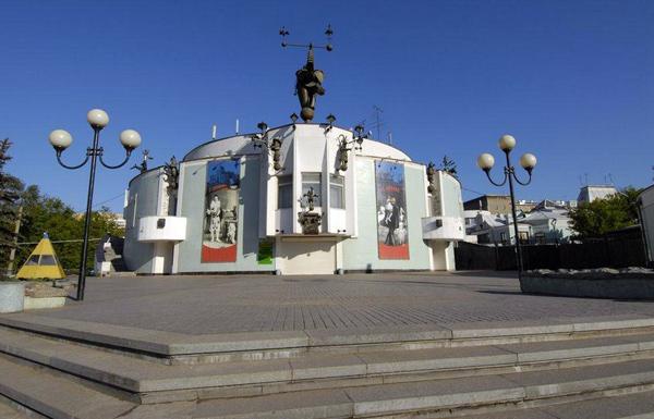 Театр Уголок дедушки Дурова в Москве