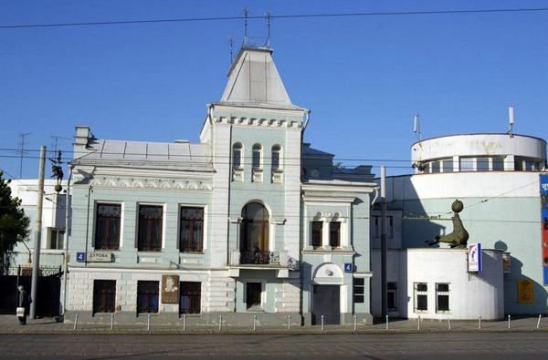 Улица Дурова, дом 4