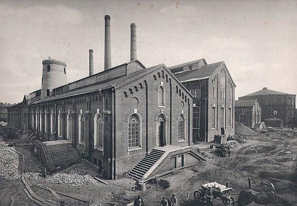 Московский газовый завод