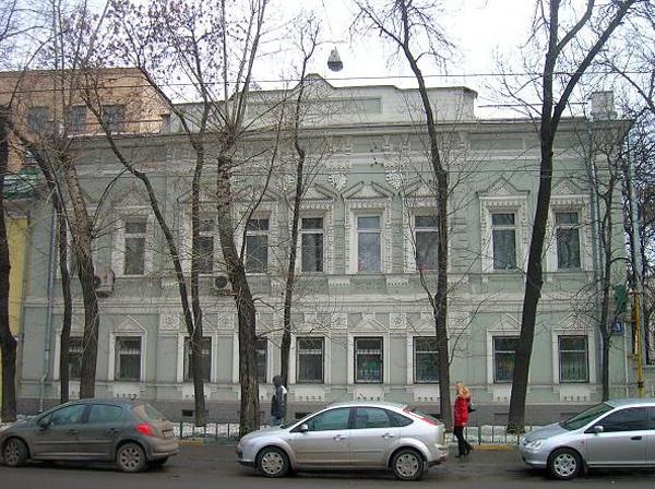 Кожевническая улица, 13 в Москве