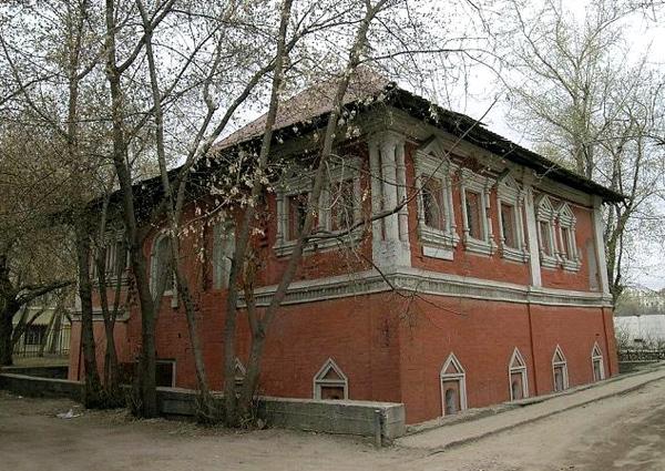 Слободские палаты на Кожевнической улице в Москве
