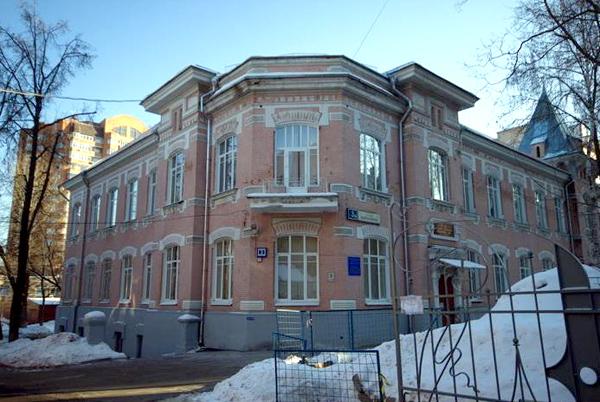 Улица Короленко, дом 3 в Москве