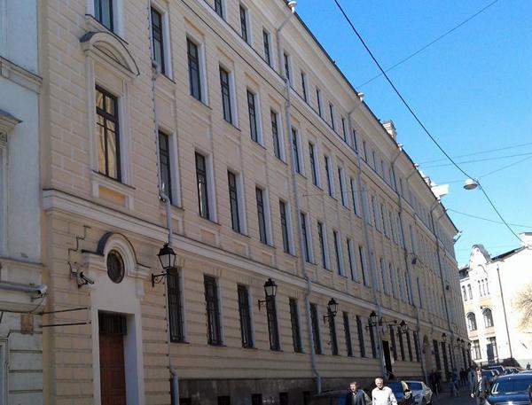 Лучников переулок, 7 в Москве