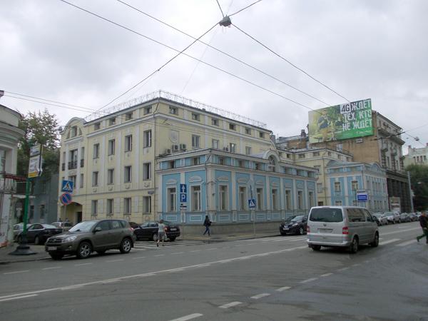 Улица Малая Дмитровка, 10 в Москве