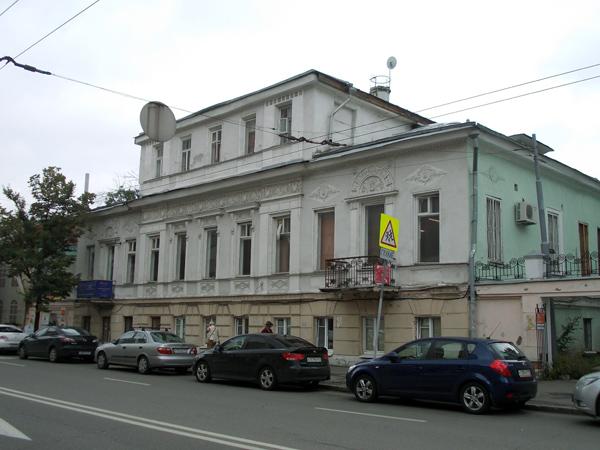 Улица Малая Дмитровка, 12 в Москве