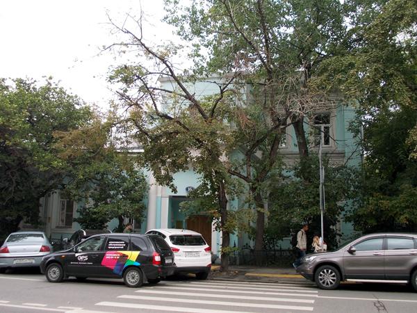 Улица Малая Дмитровка, дом 16 в Москве