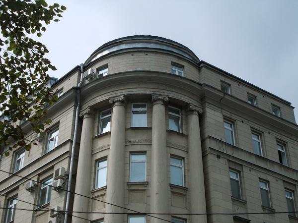 Доходные дома Костяковых на Малой Дмитровке в Москве