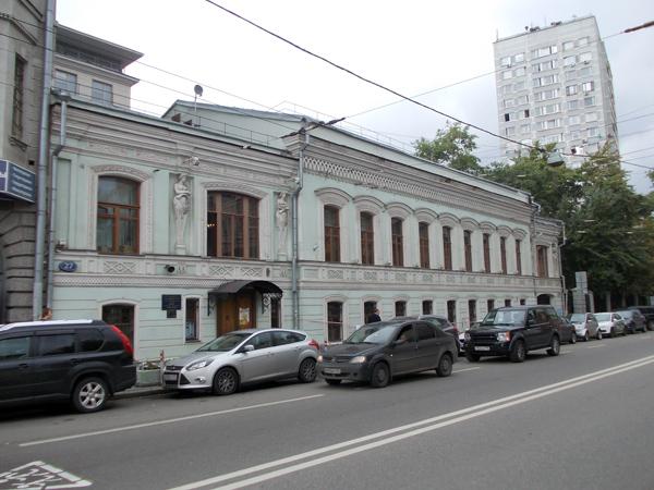 Улица Малая Дмтировка, дом 27 в Москве