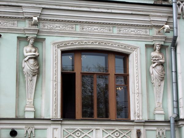 Усадьба Писемской на Малой Дмитровке