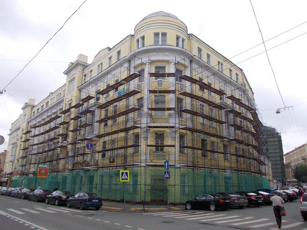 Улица Малая Дмитровка, 3 в Москве