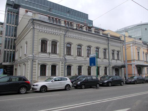 Улица Малая Дмитровка, дом 7 в Москве