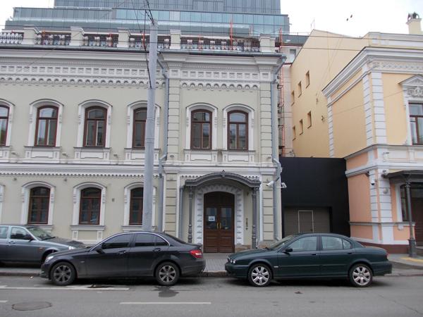 Офисный центр «Pallau-MD» на Малой Дмитровке