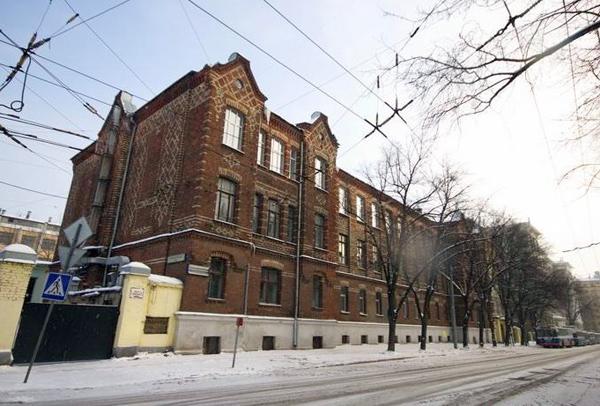 Миусская площадь, 9 в Москве