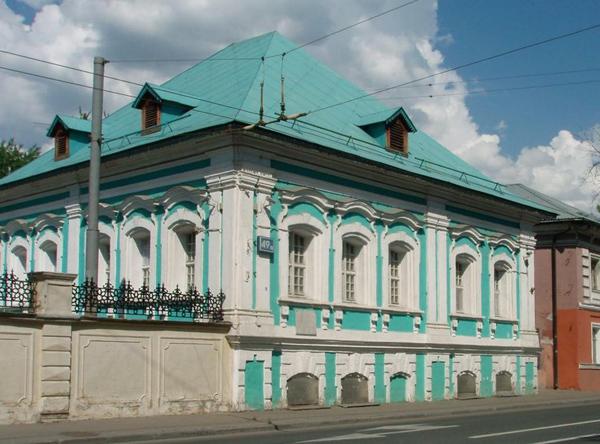 Николоямская улица, дом 49 в Москве