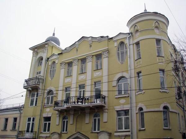 Улица Новокузнецкая, дом 34 в Москве