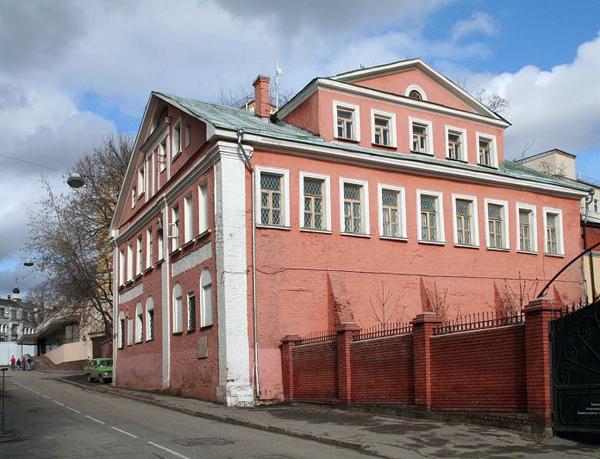 Палаты Шуйских-Барятинских в Москве