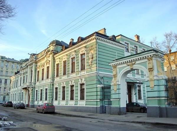Подсосенский переулок, 21 в Москве