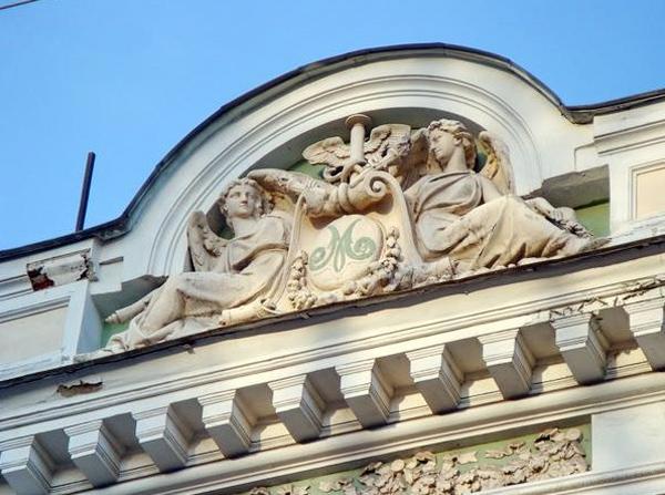 Усадьба Морозова в Подсосенском переулке