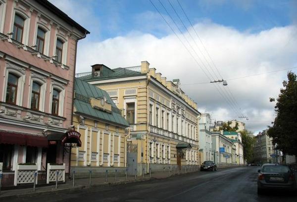 Подсосенский переулок, дом 30 в Москве