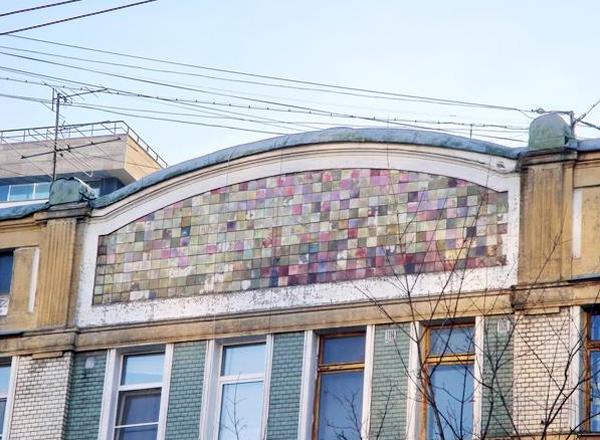Доходный дом Такке в Подсосенском переулке в Москве