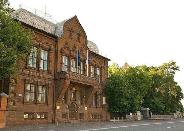 Пречистенская набережная, дом 29 в Москве