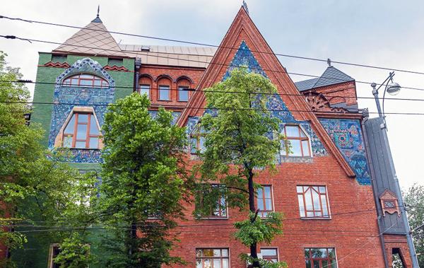 Доходный дом Перцова в Москве