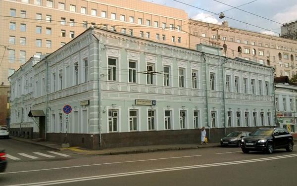 Спартаковская улица, дом 10 в Москве