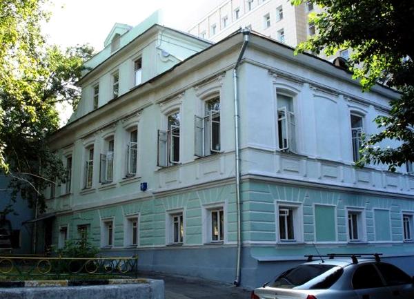 Улица Спартаковская, дом 6 в Москве