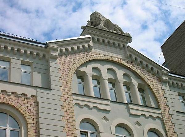 Дом Бойцова на Спиридоновке в Москве