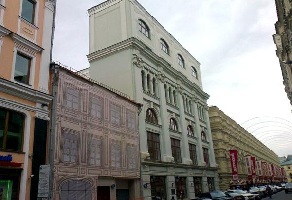 Ветошный переулок, дом 13 в Москве
