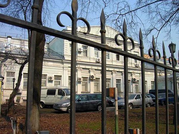 Воронцово Поле, дом 3 в Москве