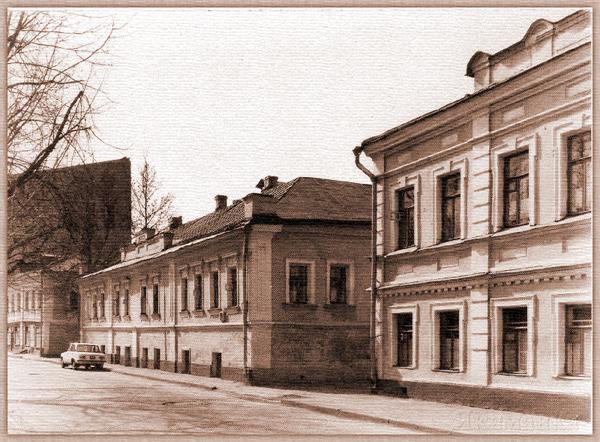 Палаты Григорьева в Первом Кадашевском переулке в Москве