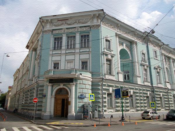 Большая Никитская, дом 6 в Москве