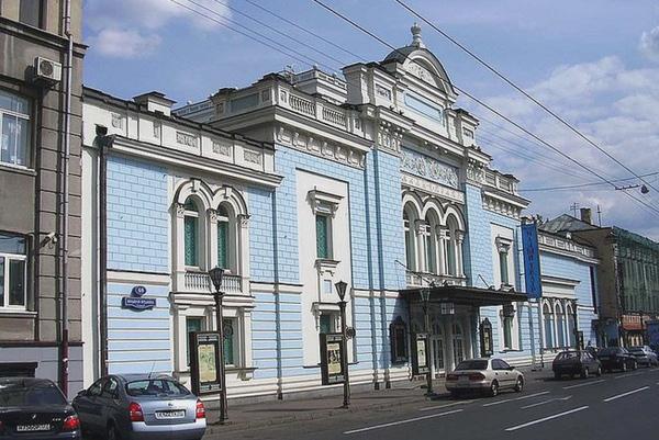 Большая Ордынка, дом 69 в Москве