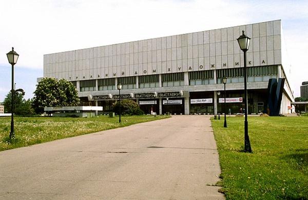 Крымский Вал, дом 10 в Москве