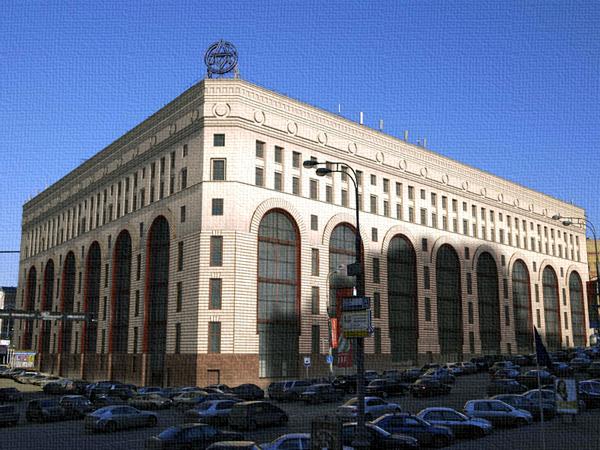 Театральный проезд, дом 5 в Москве