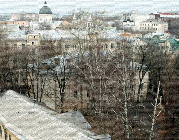 Хитровский переулок, дом 3 в Москве