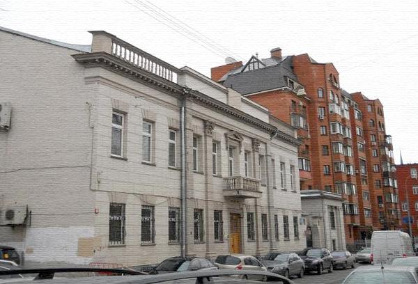 Казакова, дом 23 в Москве
